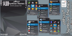 Download TOP 100 THEMES FOR NOKIA S 60 SERIES
