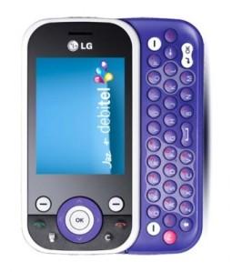 KS365 Dan GD550, Ponsel Terbaru LG