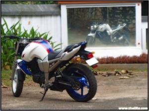 Modifikasi Motor Yamaha Byson