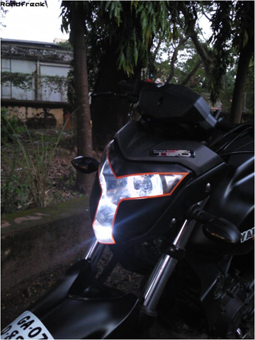 Modifikasi Yamaha New Vixion Lighting 2014 - YouTube