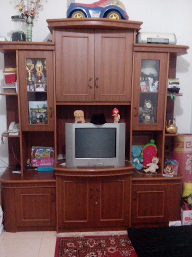 Hasil foto indoor Lenovo S880
